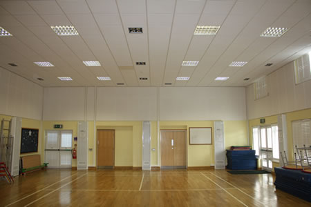 Community Centre Acoustic Panels
