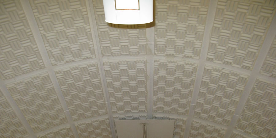 Very Effective Lightweight Sound Absorption Acoustic Panels