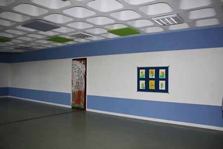 Religious Building Acoutic Cloudsorba Panels