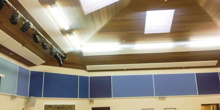 School Acoustic Ceiling Tiles
